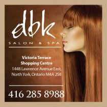 DBK Salon & Spa