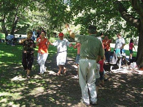 Pikniku tradicional i Shoqatës me fëmijët tanë të gëzuar