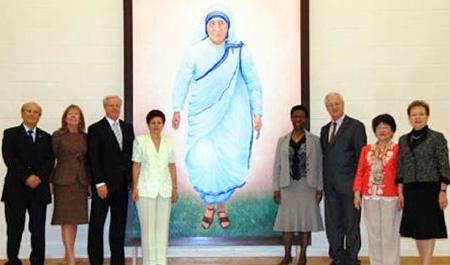 Festimi i Nënë Terezës në shkollën kanadeze, Markham