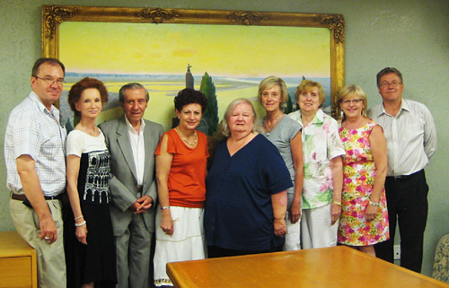 Shoqata Shqiptaro-Kanadeze pranohet në rrjetin CEEC