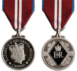 Dr. Ruki Kondaj dhe z. Fatos Prishtina nderohen me medaljen <br>Queen Elizabeth II Diamond Jubilee