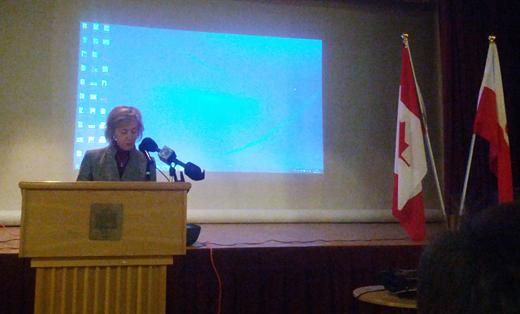 Aktivtete të SHBSHK-së me shoqatat e vendeve të Europës Qendrore-Lindore në Kanada (CEEC)