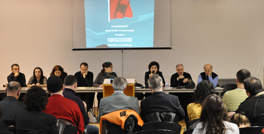 The Albanian-Canadian Community Association of Toronto Holds Election