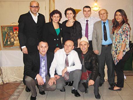 Festimi i pavarësisë së Kosovës me Shoqatën e Hamiltonit