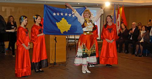 Përkujtohet përvjetori i Pavarësisë së Kosovës