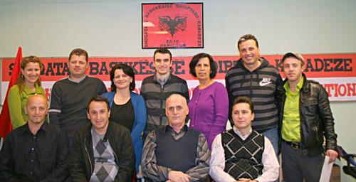 Zgjidhet kryesia e parë e Shoqatës shqiptare në Hamilton