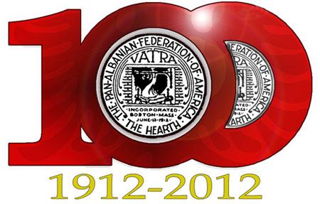 100 vjetori i krijimit të Shoqatës patriotike Vatra, New York