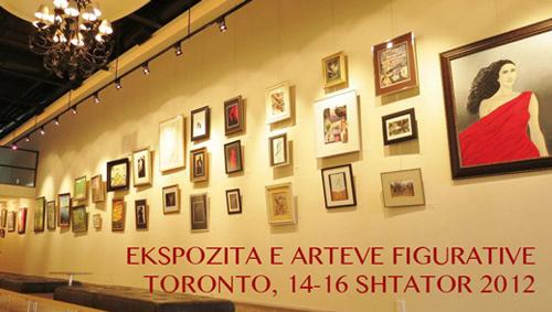 Ekspozita e arteve figurative shqiptare në Toronto