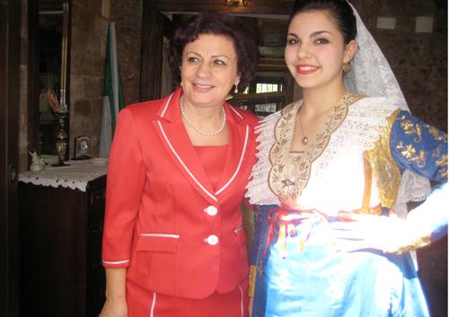 Festimi i 100 vjetorit të pavarësisë së Shqipërisë me arbëreshët e Kalabrisë