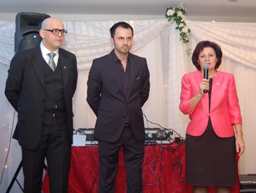 Festimet me rastin e 6 vjetorit <br>të Pavarësisë së Kosovës në Ontario