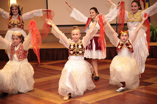 Multicultural Showcase 2014