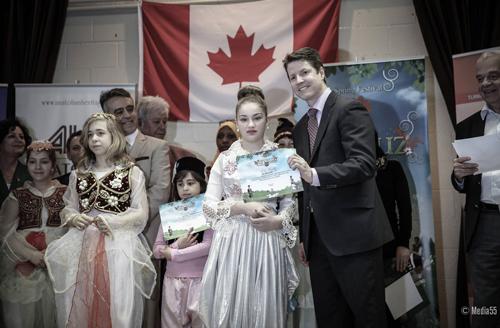Nevruz 2014, ftesë nga Shoqata Turke në Toronto